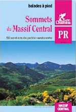 Les Sommets du Massif Central, Editions Chamina
