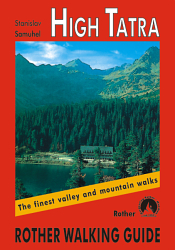 High Tatra, Stanislav Samuhel, Rother Walking Guide
